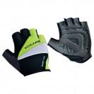 Перчатки JAFFSON SCG 46-0206  M (чёрный/жёлтый/белый)